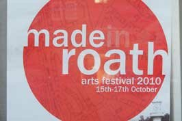 Made in Roath festical poster