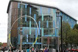 Cardiff central library